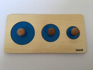 12. Геометрические пазлы 3 круга # Geometrical puzzles 3 circles