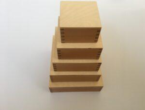 3.4 Вкладывающиеся коробочки # Inserting boxes