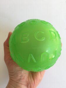 1007. 5 видов мячиков#5 kind of balls (2)