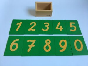 28. Тактильные цифры # Tactile numbers