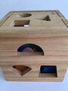 34. Сортировочная коробочка#Sorting box (2)