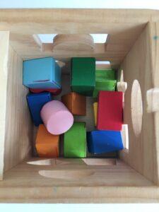 34. Сортировочная коробочка#Sorting box