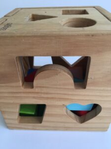 34. Сортировочная коробочка#Sorting box (3)