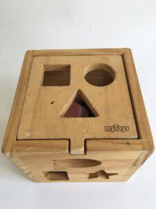 34. Сортировочная коробочка#Sorting box (5)