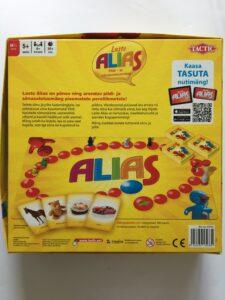 608. Alias 5+ (8)