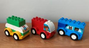 1032. Duplo Cars