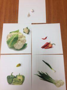 159. Vegetables